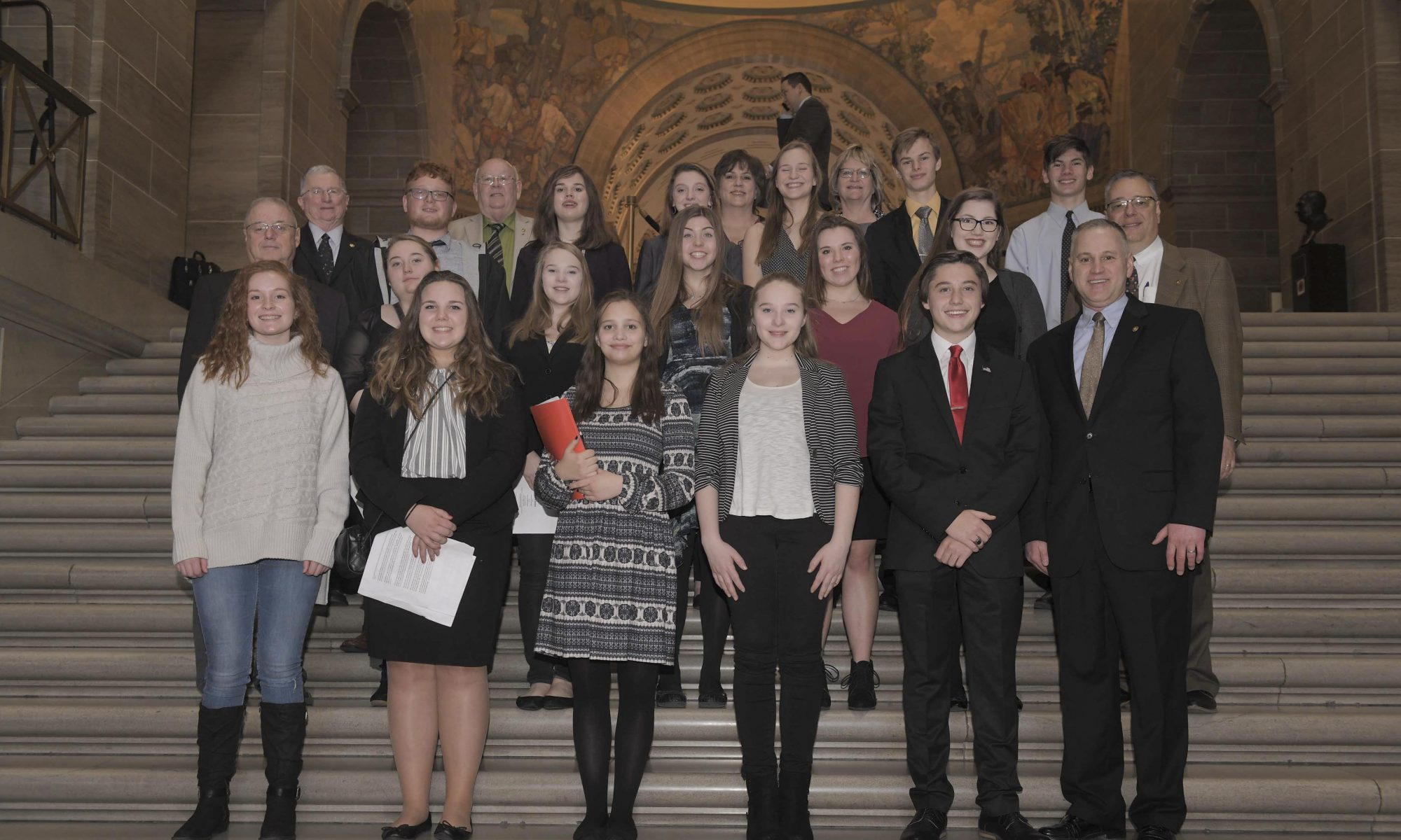 Youth With Vision: Northland
